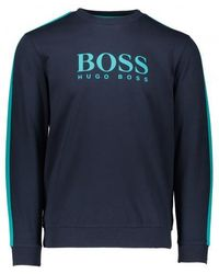 BOSS - Authentic Sweatshirt - Lyst
