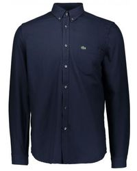 Lacoste - Pocket Shirt - Lyst