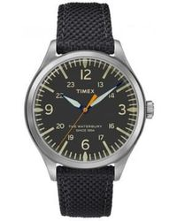Timex - Stainless Steel Watch - Lyst