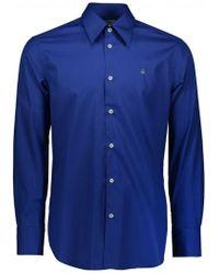 Vivienne Westwood - Classic Cutaway Shirt - Lyst