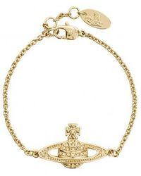 Vivienne Westwood - Mini Br Bracelet Chain - Lyst