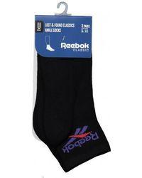 Reebok - Lost & Found Socks - Lyst