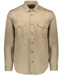 Filson - Safari Cloth Shirt - Lyst