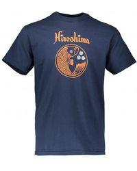 Ebbets Field Flannels - Hiroshima Carp Tee - Lyst