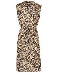 Tucker - Sleevless Dress In Kitty Cat Dream - Lyst