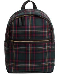 Mr Turk - Hot Toddy Plaid Backpack - Lyst