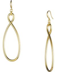 Trina Turk - Golden Wave French Wire Earring - Lyst