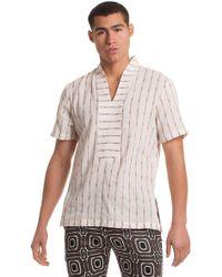 Mr Turk - Lucas Pullover Shirt - Lyst