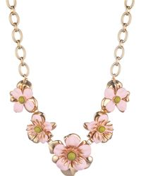 Trina Turk - Super Bloom Flower Necklace - Lyst