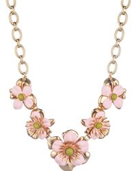 Trina Turk - Super Bloom Flower Necklace - Lyst