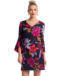 cd780d0dcd5 Lyst - Gilli Cheers On The Cape Dress