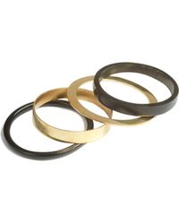 Trina Turk - Stacked Bangles - Lyst