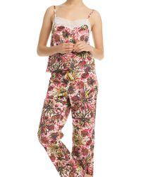 Trina Turk - Dianna Pyjama Pant - Lyst