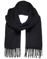 cf0051ab507d7 Forever 21 Bold Checkered Scarf in Black for Men - Lyst