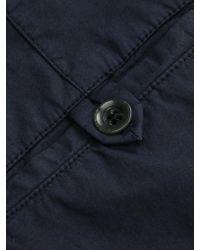 Brioni Navy Shorts - Blue