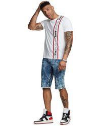 04e4251d1 Men s True Religion Shorts - Lyst