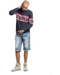 b4a1f62ac True Religion - Ricky Short - Lyst