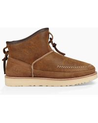 UGG - Campfire Bomber Pull-on Boot - Lyst