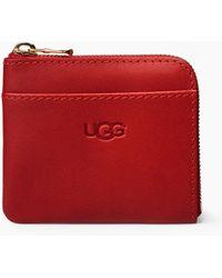 UGG - Men's 1978 Zip Wallet - Lyst