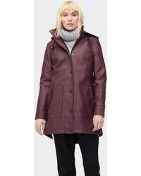 UGG - Women's Rylie Rain Jacket - Lyst