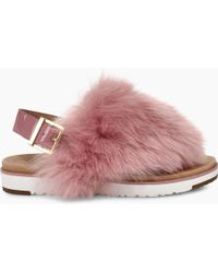 bc3959c7866 UGG Holly Sandal Holly Sandal in Pink - Lyst