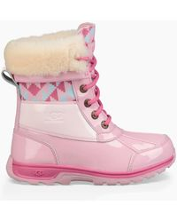 UGG - Kids' Butte Ii Patent Truckee Snow Boot - Lyst
