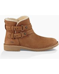 UGG - Women's Aliso Boot - Lyst