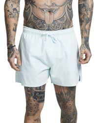 Sik Silk - Standard Swim Shorts - Lyst