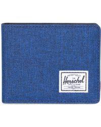 Herschel Supply Co. - Roy Rfid Canvas Wallet - Lyst