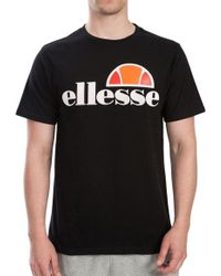 Ellesse - Prado Crew Neck Logo T-shirt - Lyst