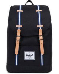 Herschel Supply Co. - Retreat Straps Offset Backpack Bag - Lyst