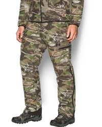 Under Armour - Men's Ua Stealth Reaper Extreme Wool Pants - Lyst