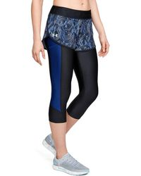 Under Armour - Armour Fly Fast Printed Shapri - Lyst