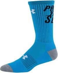 Under Armour - Men's Ua Prove Yourself Crew Socks - Lyst