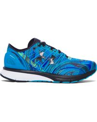 Under Armour | Women's Ua Charged Bandit 2 Psychedelic Running Shoes | Lyst