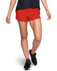 Under Armour - Women's Ua Perpetual Woven Shorts - Lyst