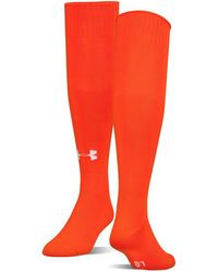 Under Armour - Men's Ua Soccer Solid Over-the-calf Socks - Lyst