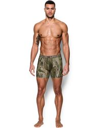 Under Armour - Men's Ua Original Series Camo Boxerjock® - Lyst