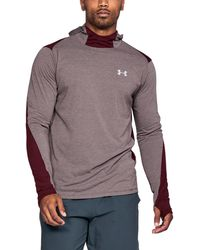 Under Armour - Men's Ua Threadbornetm Run Mesh Hoodie - Lyst