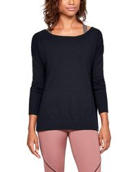 Under Armour - Misty Copeland Signature Oversized Sweater - Lyst