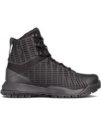 Under Armour - Women's Ua Stryker Tactical Boots - Lyst