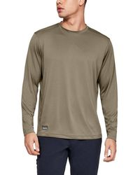 Under Armour Men's Ua Techtm Tactical Long Sleeve T-shirt