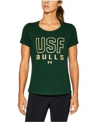 Under Armour - Women's South Florida Ua Vent Short Sleeve T-shirt - Lyst