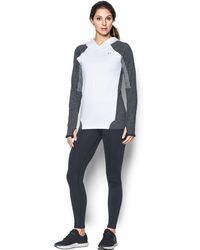 Under Armour - Women's Coldgear® Armour Pullover Hoodie - Lyst