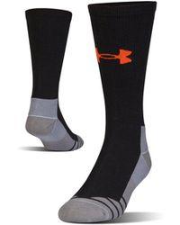 Under Armour - Men's Ua Hitch Lite 3.0 Boot Sock - Lyst