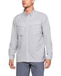 Under Armour - Men's Ua Tide Chaser Long Sleeve - Lyst