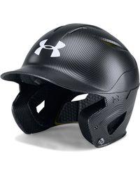 Under Armour - Men's Ua Converge Batting Helmet Carbon Tech - Lyst