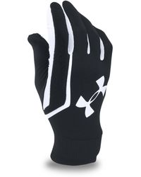 Nike. Hyperwarm Field Player Gloves. $28. Size · Under Armour - Men's Ua Field  Players Glove - Lyst