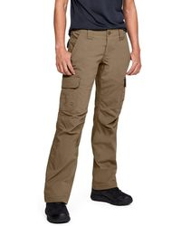 8a271c4030317 Under Armour - Women's Tactical Patrol Pant - Lyst
