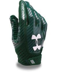 Under Armour - Men's Ua Spotlight Football Gloves - Lyst